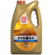 Масло моторное Лукойл Люкс 10W40 SL/CF (полу синтетика 4 л.)