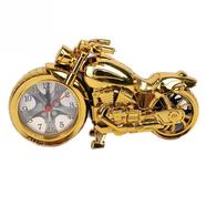 Часы настольные в виде мотоцикла (цвет бронза, 230 x 130 мм.)