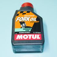Масло вилочное MOTUL FORKOIL Expert MEDIUM 10W (1 л.)