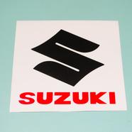 Наклейка Сузуки (120 х 120 мм.)