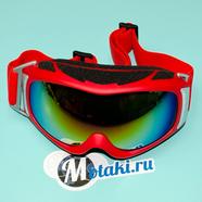 Очки защитные RACING 612-2 (двойное стекло, защита UV-400)