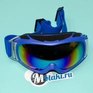 Очки защитные RACING 612-3 (двойное стекло, защита UV-400)