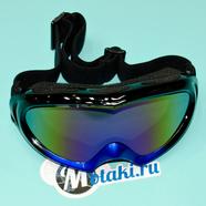 Очки защитные RACING 630-3 (двойное стекло, защита UV-400)