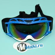 Очки защитные RACING 633-1 (двойное стекло, защита UV-400)