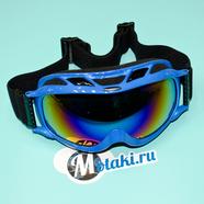 Очки защитные RACING 633-3 (двойное стекло, защита UV-400)