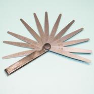 Щупы регулировочные клапанов (0.05-1.00 мм.)