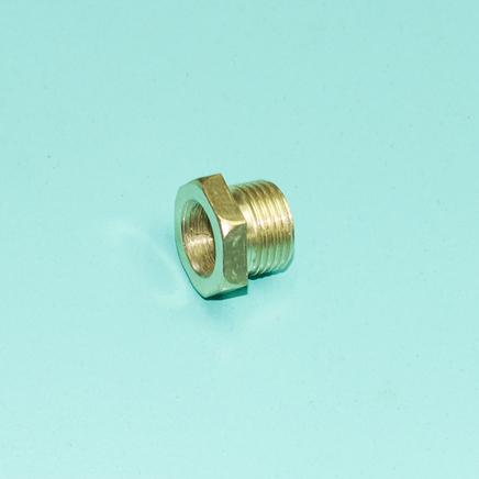 Ввертыш свечи D14 мм. (футорка, резьба M18 x h11 x шаг 1.5 мм.) ПОД КЛЮЧ