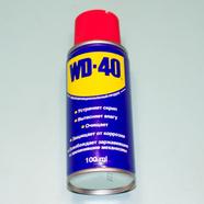 Смазка проникающая WD-40 (100 мл.)