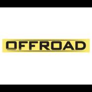 Наклейка на стоп-сигнал OFFROAD (винил, 25 х 150 мм.)