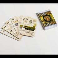 Карты игральные ВООРУЖЕННЫЕ СИЛЫ (36 шт., покрытие пластик)