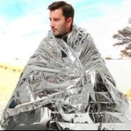 Одеяло спасательное изотермическое (1300 х 2100 мм.)