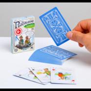 Карты игральные РЫБАЦКИЕ БАЙКИ (36 шт., покрытие пластик)