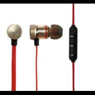 Наушники беспроводные вакуумные Luazon (80 mAh, Bluetooth 4.1, магнитное крепление)