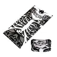 Бафф LOUSWEAVE тип529 (серый, шарф-маска отлично тянется)