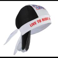 Бандана Live to ride