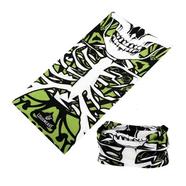 Бафф LOUSWEAVE тип528 (зеленый, шарф-маска отлично тянется)