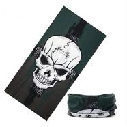 Бафф John Doe тип501 (серо-зеленый, шарф-маска отлично тянется)