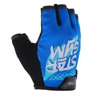Перчатки спортивные беспалые ONLITOP STAR (размер L)