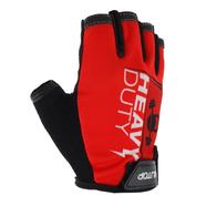 Перчатки спортивные беспалые ONLITOP HEAVY DUTY (размер L)