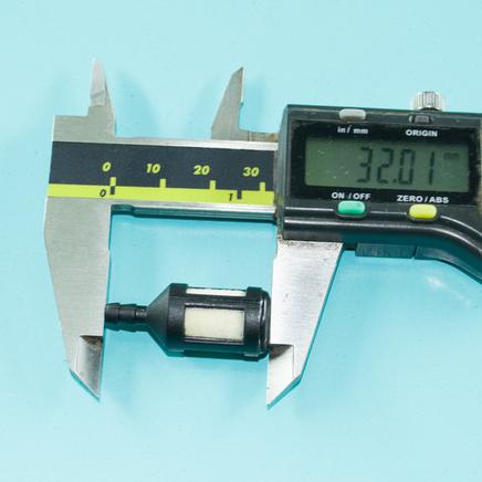 Фильтр топливный Партнер 350, 351, 370, 420 и Хускварна 136-142 (мини-тип)