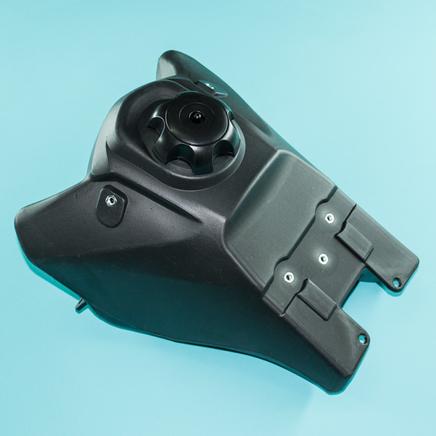 Бак топливный TTR125 (черный)