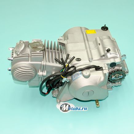 Двигатель YX140 X150 (D56 x ход 57 мм. 4МКПП, нижний стартер) 156FMJ-2