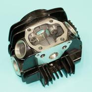 Головка TTR125, Альфа125 (52.4 мм. корпус ГОЛЫЙ черный под клапана D20/23 мм.) 152/153FMI