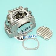 Головка TTR125 (D54 x клапана D23/27 мм., 32Z на 3 болта) 152/153FMI ТЮНИНГ 127 куб.