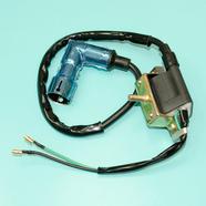 Катушка зажигания TTR125 (металлический колпак, 2 провода)