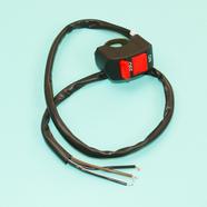 Кнопка выключения двигателя питбайки (3 провода без штекера)