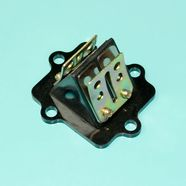 Клапан лепестковый Ямаха JOG 3KJ, 1E40QMB, Минск под поршень BWS100 (пластик, Китай)
