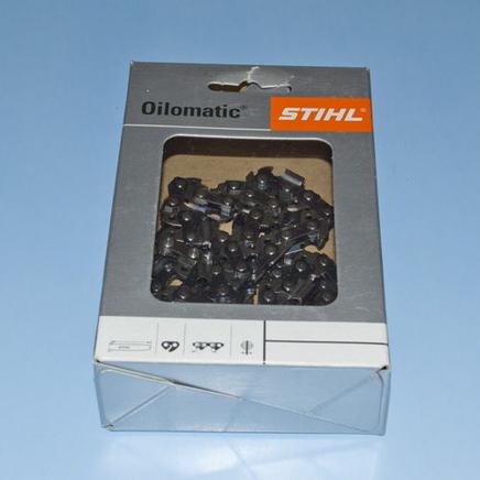 Цепь 1.3 3/8 STIHL 63RMC50 (Штиль 180-230, тупой зуб)