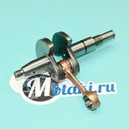 Коленвал Штиль 170-180 (под палец D10 мм. БЕЗ сепаратора)