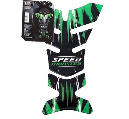Накладка на бак Speed Monster (эпоксидная смола на клейкой основе, 265 х 180 х 2 мм.)