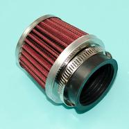Фильтр 0 нулевого сопротивления d38 мм. TTR125 (КОНУС средний h45 мм.)