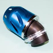 Фильтр 0 нулевого сопротивления d42 мм. (ракета, высота 135 мм., синий корпус)