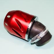 Фильтр 0 нулевого сопротивления d42 мм. (ракета, высота 135 мм., красный корпус) УЦЕНКА