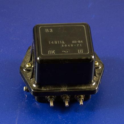 Реле регулятор Урал 6В РР-302 (старого образца, читайте описание, Китай)