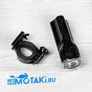 Фара-фонарь N369G (5 LED диодов)