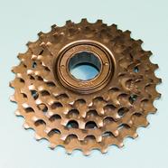 Кассета велосипеда 5 звезд Shimano (14-16-18-21-24 зуба, трещетка)