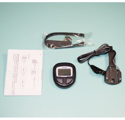Велокомпьютер AS-904 (9 функций в описании, без батарейки)