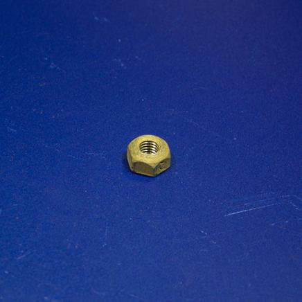 Гайка шпильки крепления головки Вихрь (М8 х h13 x шаг 1.25 мм.)