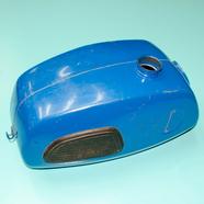 Бак топливный Восход (синий с резинками) УЦЕНКА