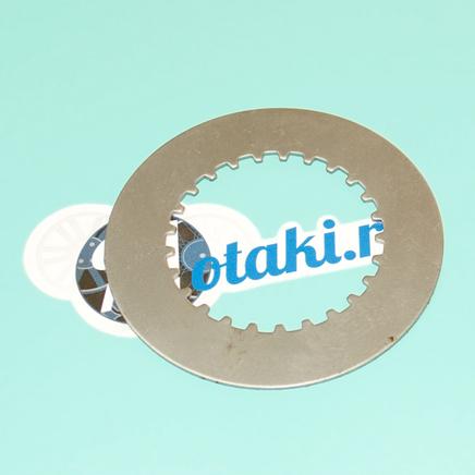Диск сцепления Минск, Восход (промежуточный ведомый, металл 1.5 мм.) УЦЕНКА