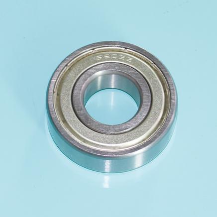 Подшипник 80203 / 6203 ZZ (закрытый металлом, Китай)