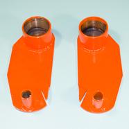 Балансиры Буран (комплект, под один 205 подшипник, высота стакана 40 мм., левый и правый, 110200110, 110200090)