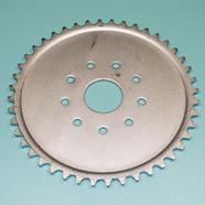 Венец веломотор F50 / F80 (звезда ведомая 44 зуба, 415 шаг)