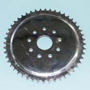 Венец веломотор F50 / F80 (звезда ведомая 48 зубов, 415 шаг)