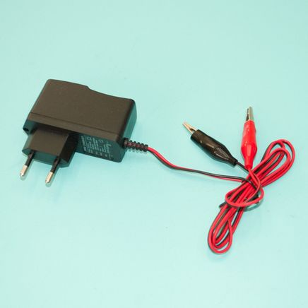 Зарядное устройство на 6 вольт